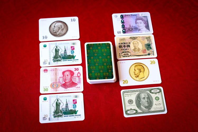 игра про руку и деньги